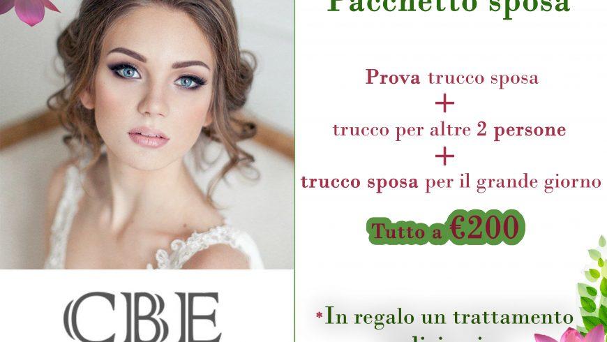 Promo – Pacchetto Sposa