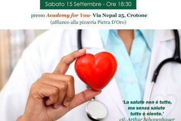 Prevenzione e cura della persona
