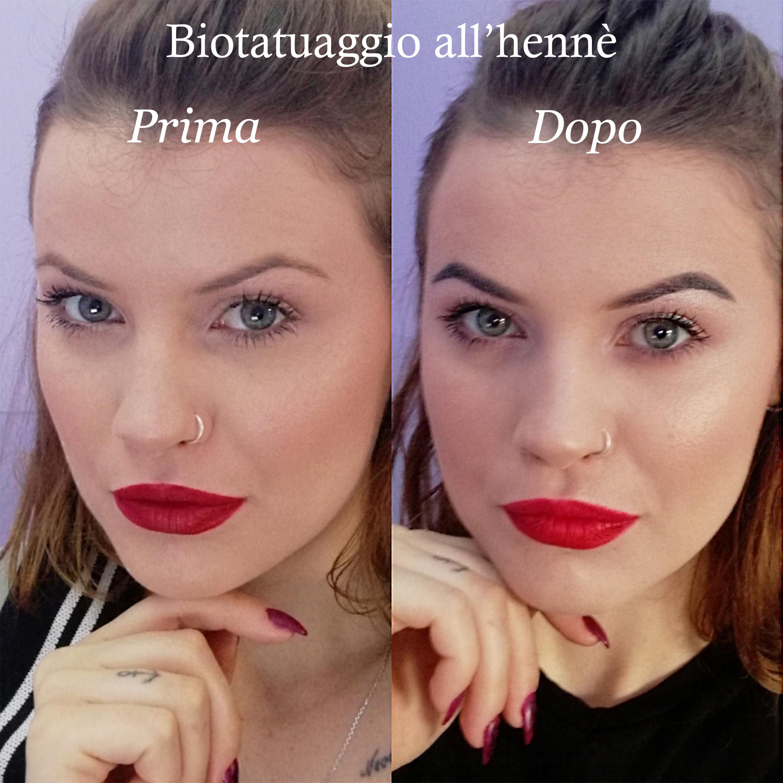 Bio Tatuaggio all'hennè